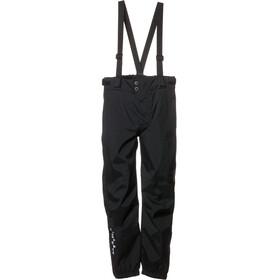 Isbjörn Junior Hurricane Hard Shell Pants Black
